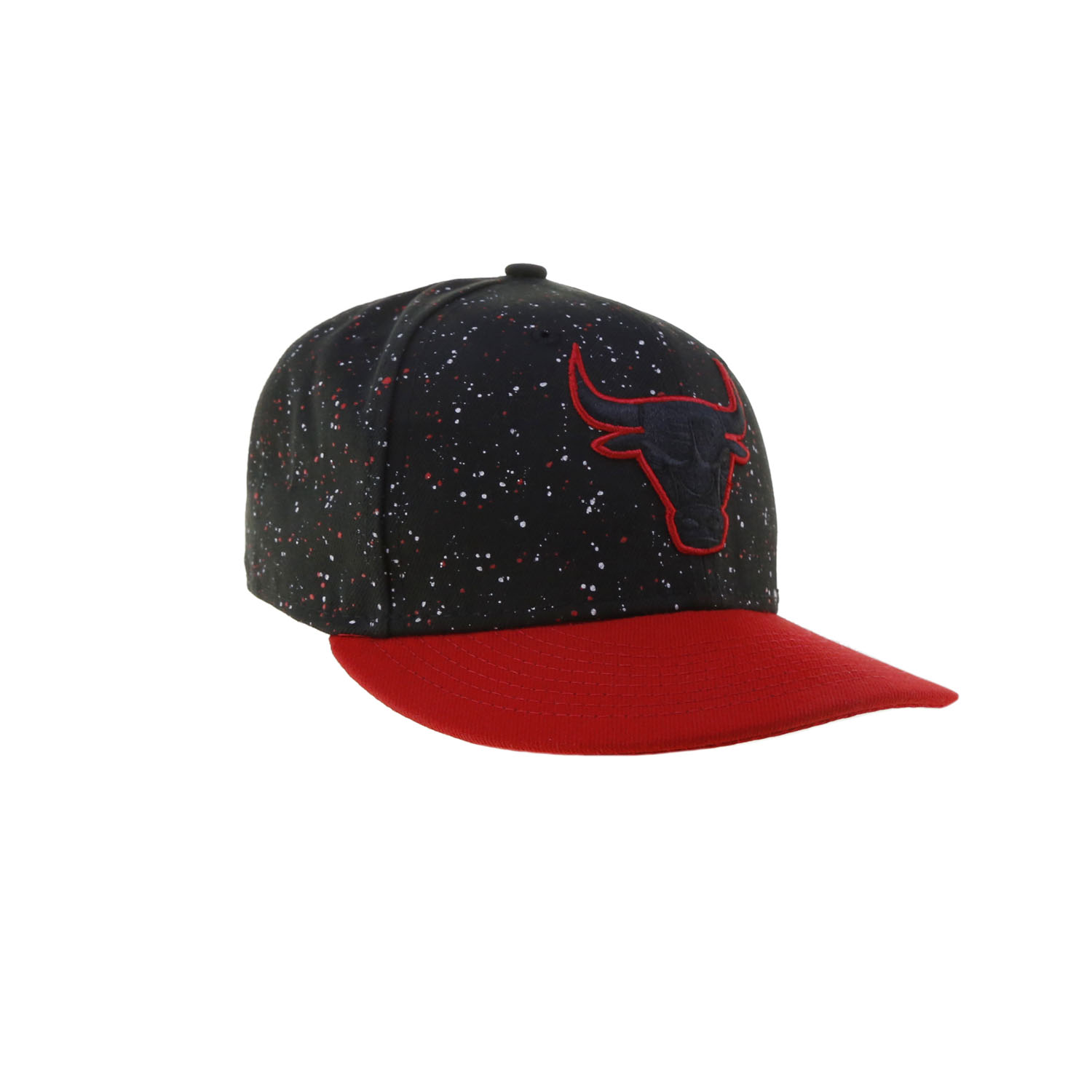 New Era NBA Splatter Chicago Bulls Cap ( 11047987 ) αξεσουάρ   καπέλα