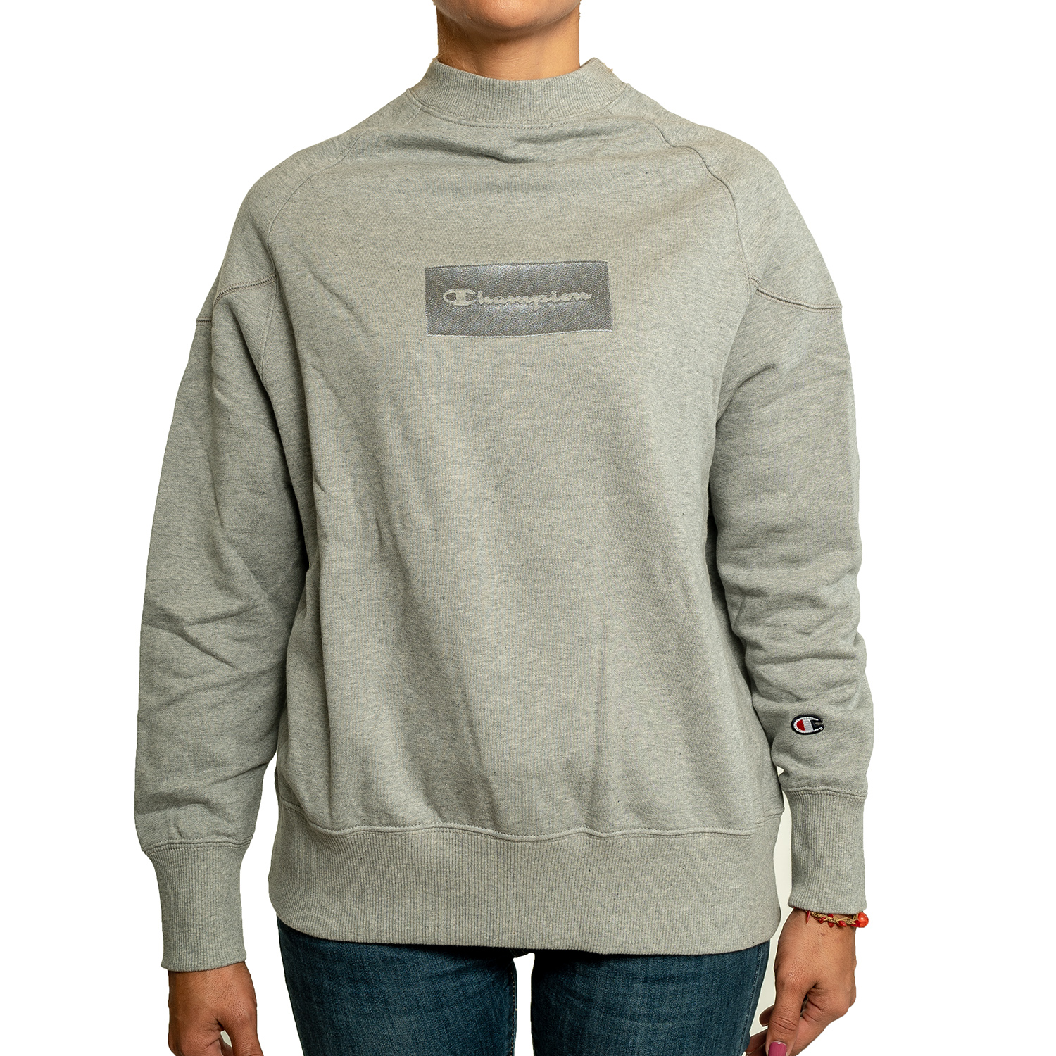 Champion Rochester Sweater W ( 110852-EM006 ) ρούχα    γυναίκα   sweaters   hoodies   ζακέτες