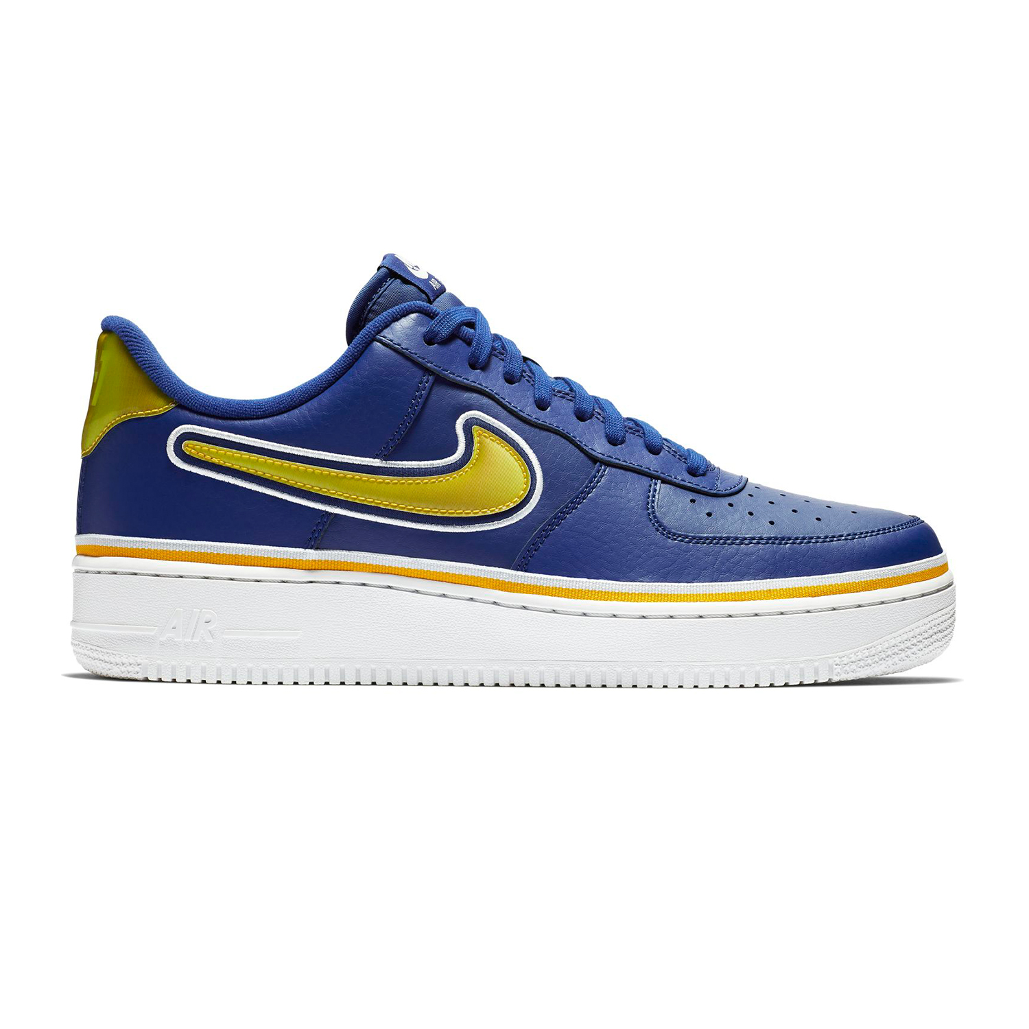 cd6d34f401b Nike Air Force 1 '07 LV8 Golden State Warriors M ( AJ7748-400 )