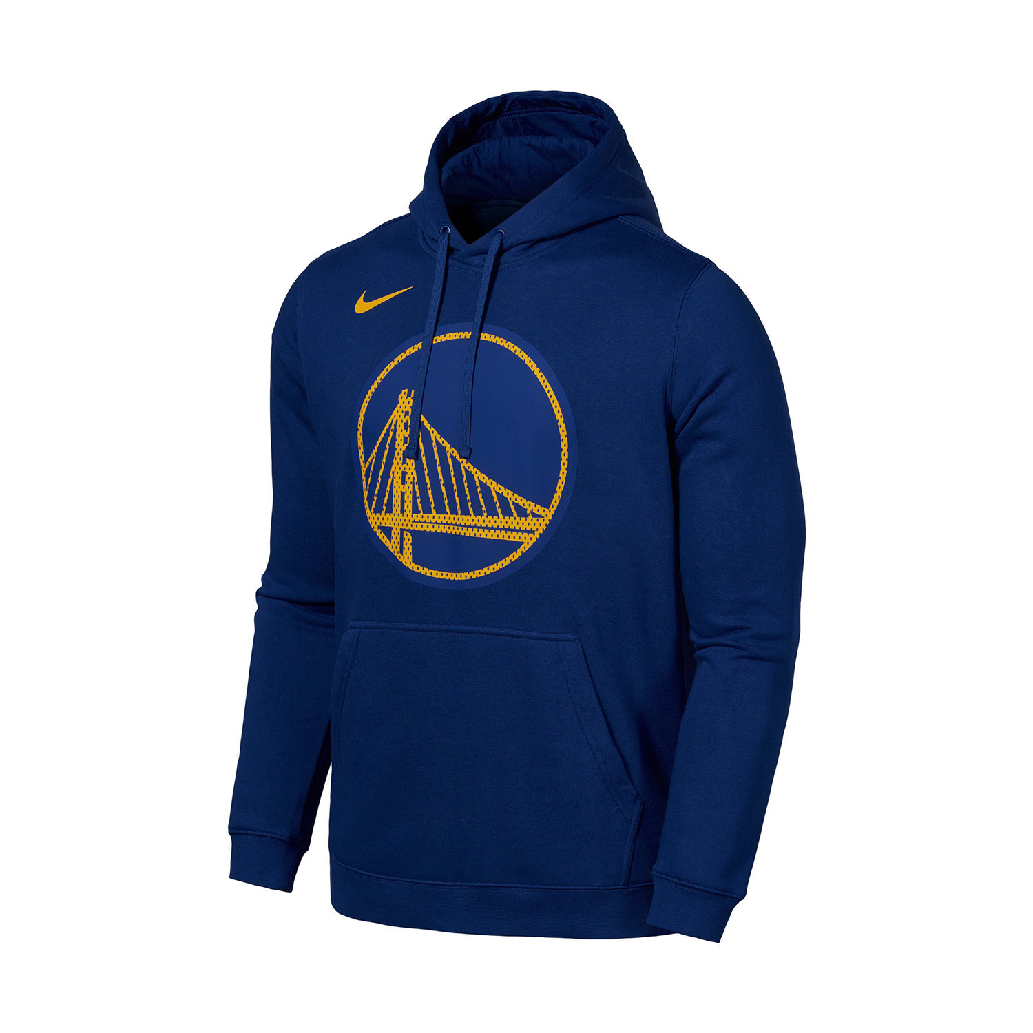 Nike NBA Golden State Warriors Hoodie M ( AV0332-495 ) ρούχα    άνδρας    sweaters   hoodies   ζακέτες