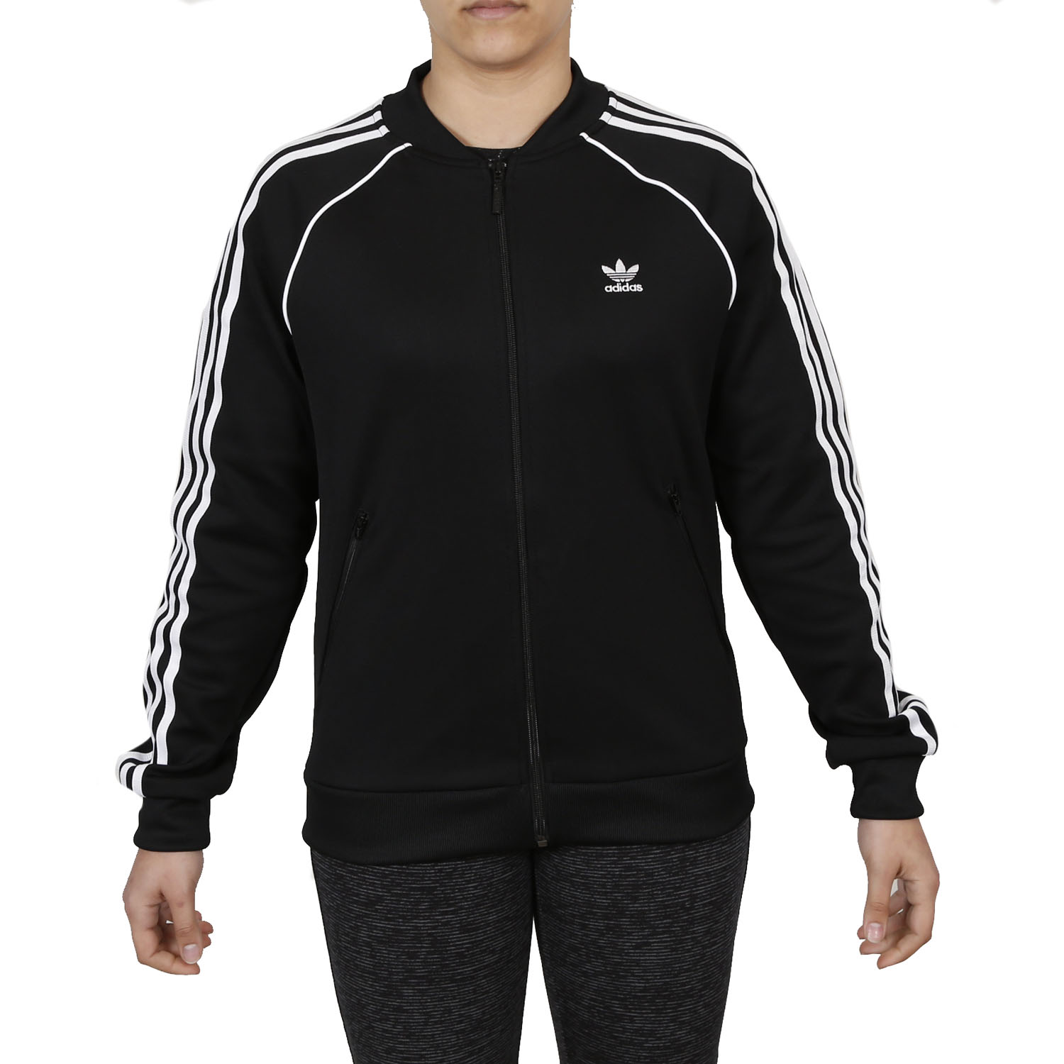 adidas Originals Superstar Track Jacket W ( CE2392 ) ρούχα    γυναίκα   sweaters   hoodies   ζακέτες