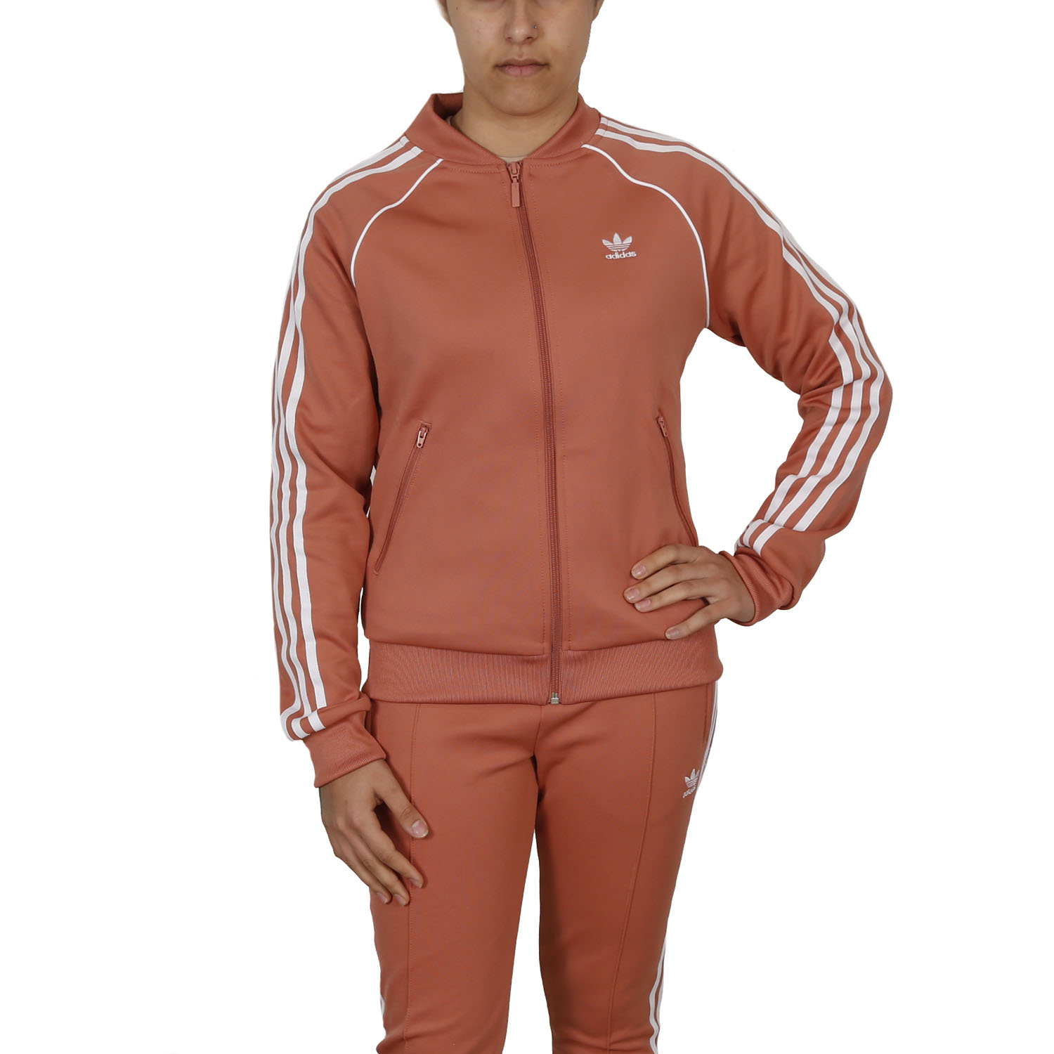 adidas Originals Superstar Track Jacket W ( CE2398 ) ρούχα    γυναίκα   sweaters   hoodies   ζακέτες