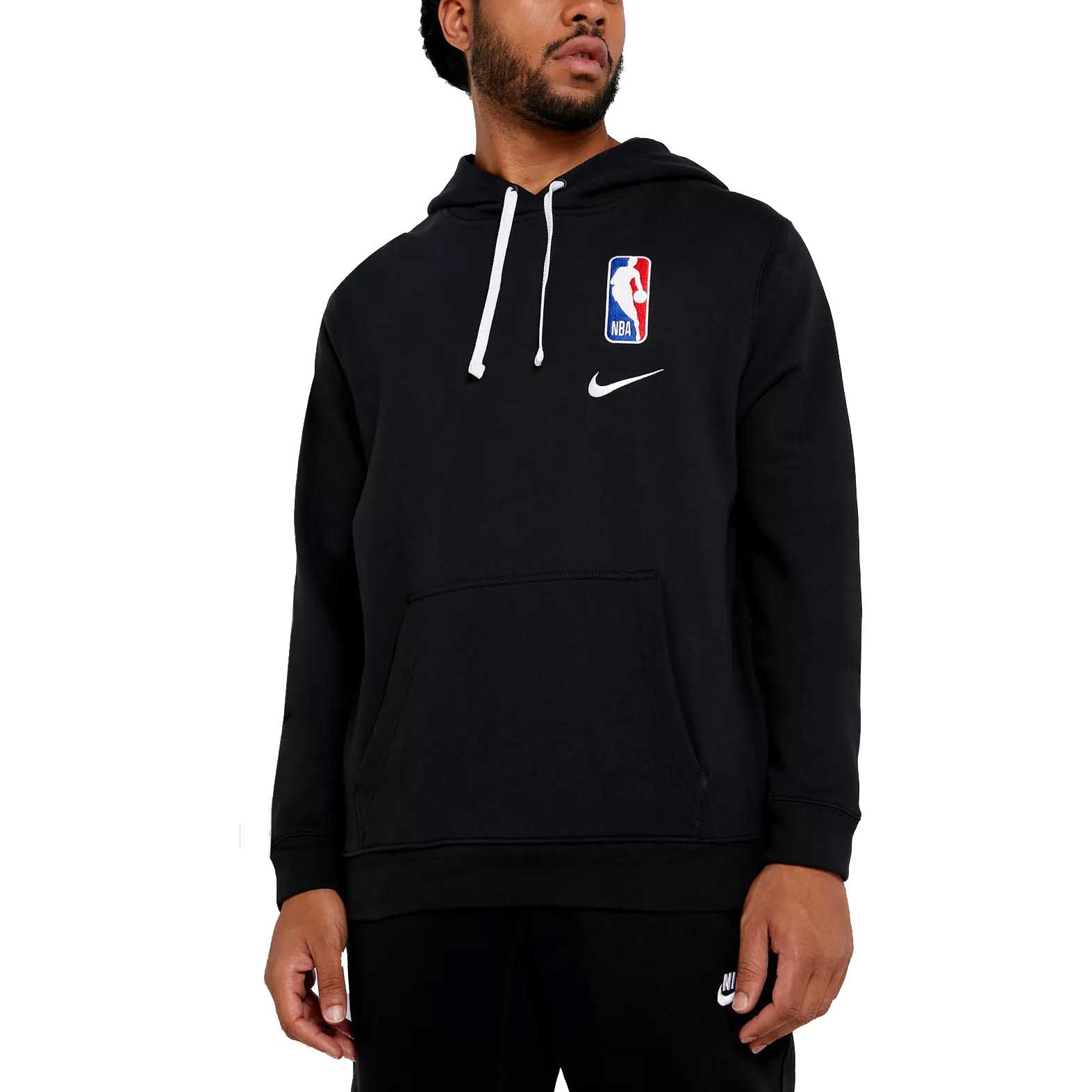 Nike NBA Team 31 Courtside Hoodie M ( CI1749-010 ) ρούχα    άνδρας    sweaters   hoodies   ζακέτες