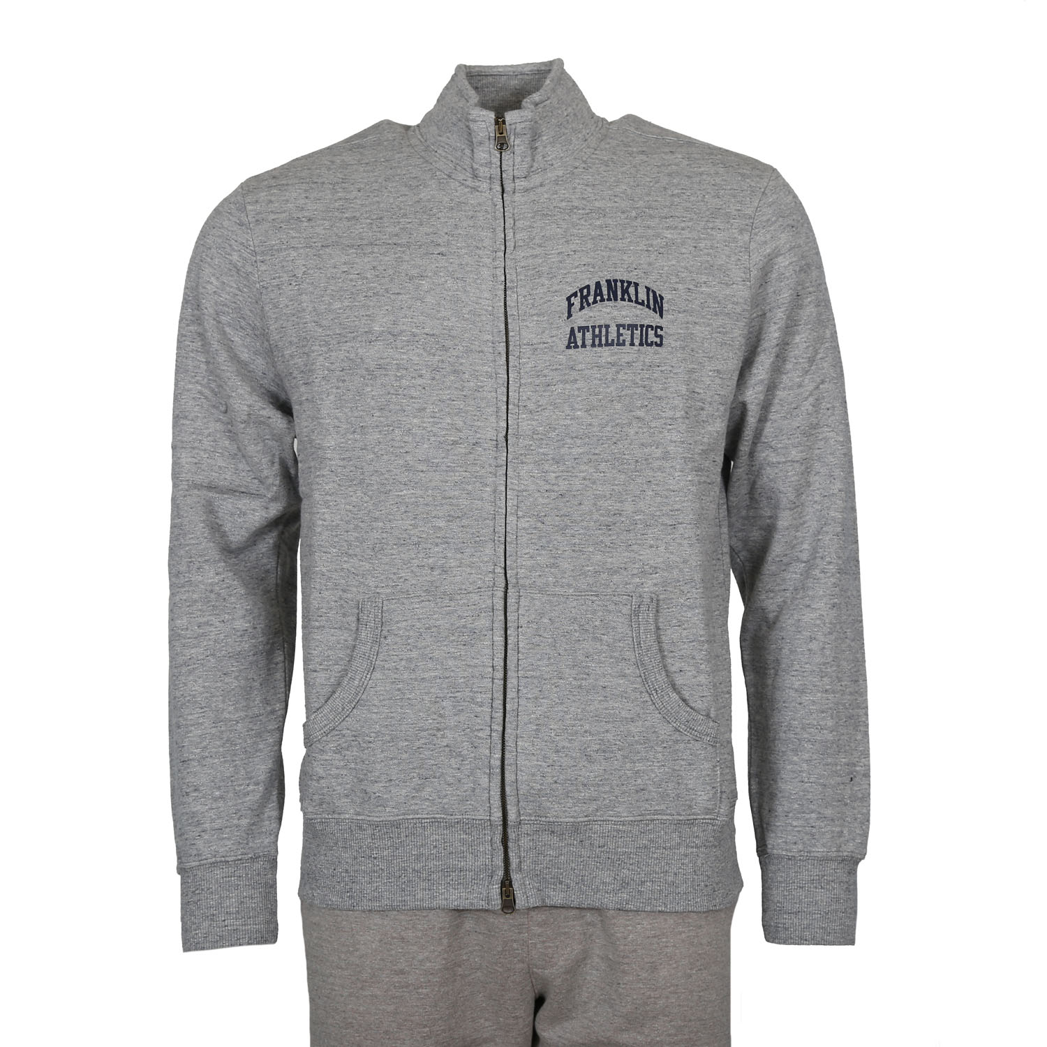 Franklin and Marshall Zip Jacket M ( FLMF130ANAW7-1142 ) ρούχα    άνδρας    sweaters   hoodies   ζακέτες