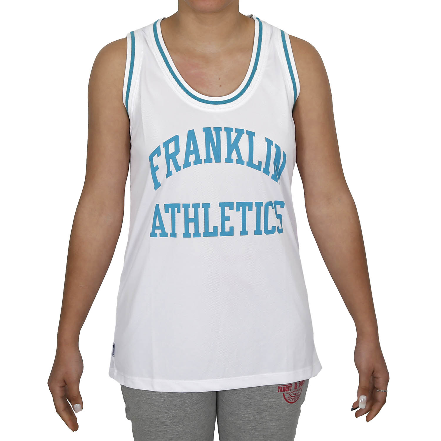 Franklin and Marshall Sport Tank Top W ( TOWF555ANAS7-0391 ) γυναίκα   clothing