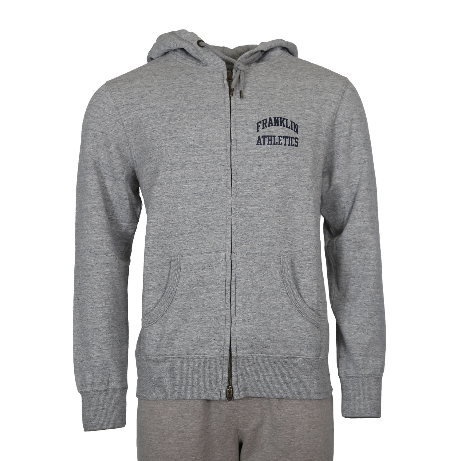 Franklin and Marshall Hoody M ( FLMF125XNAW7-1142 ) ρούχα    άνδρας    sweaters   hoodies   ζακέτες