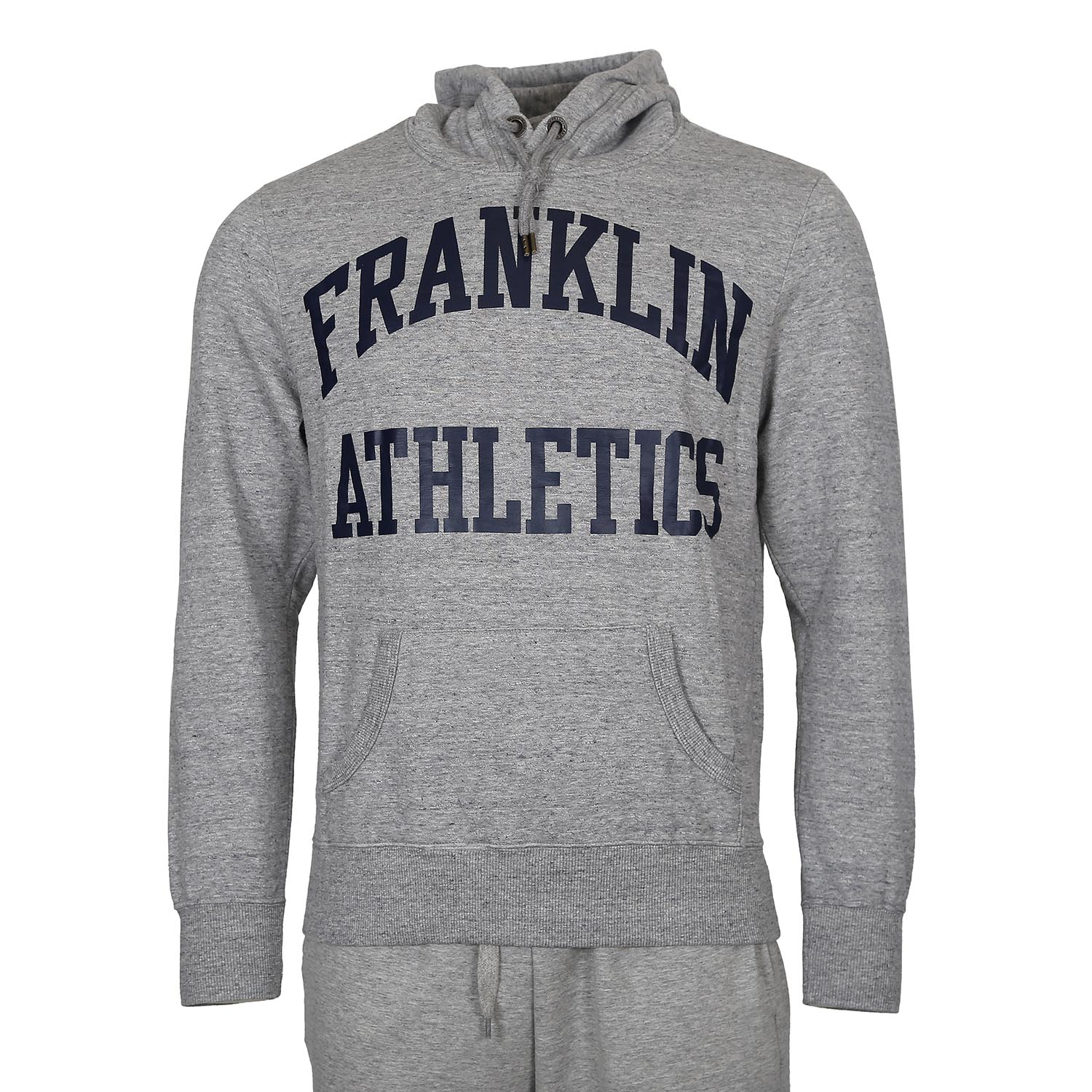 Franklin and Marshall Hoodie M ( FLMF110ANAW7-1142 ) ρούχα    άνδρας    sweaters   hoodies   ζακέτες
