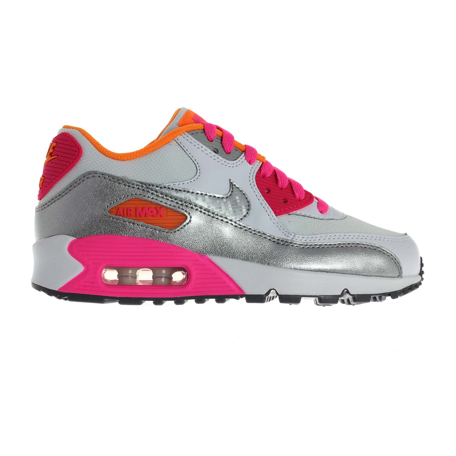 Nike Air Max 90 Mesh GS ( 724855-101 ) παπούτσια    παιδί    σχολικά  size 35 5 40    trainers