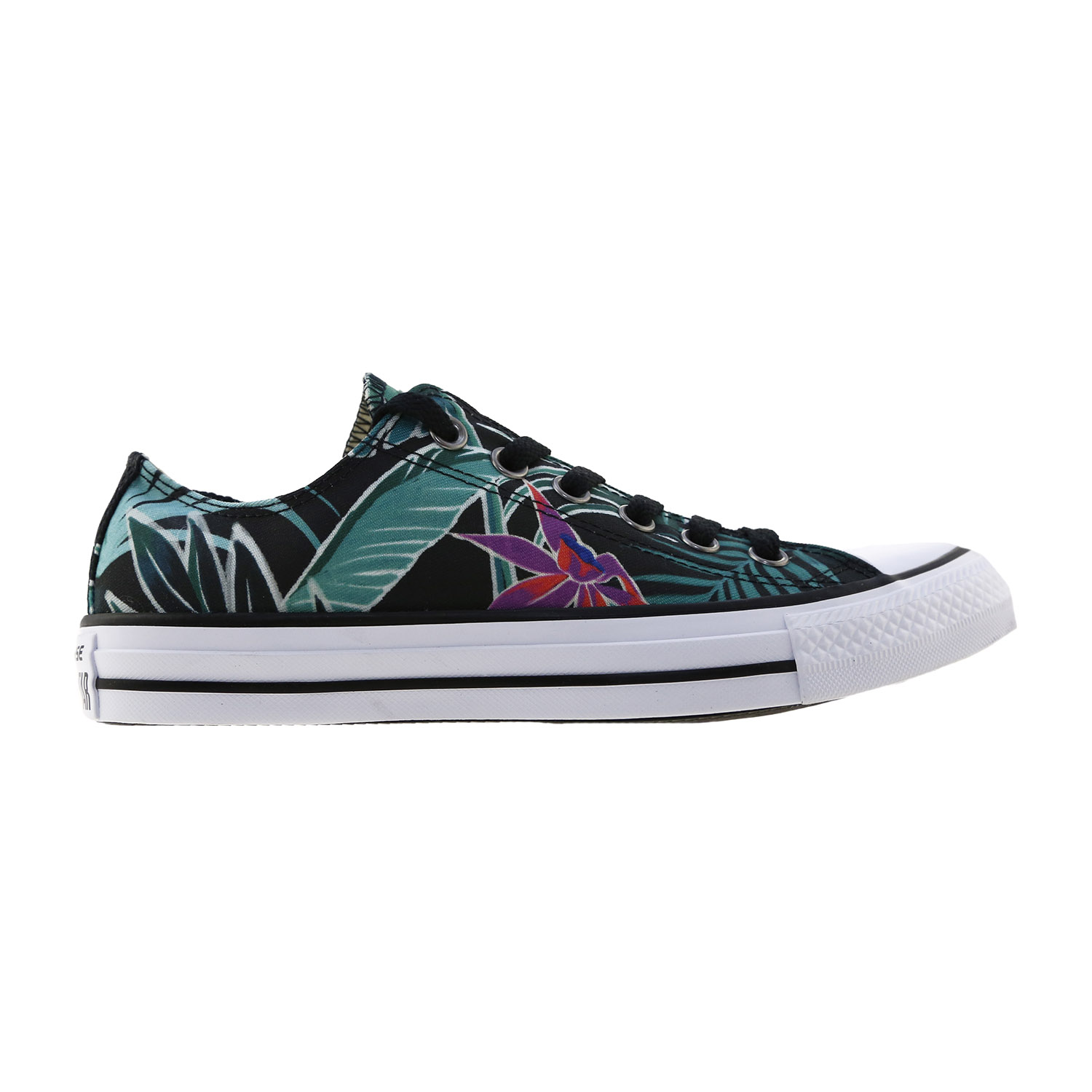 Converse Chuck Taylor All Star Top Tropical Print W ( 155398C ) γυναίκα   sneakers