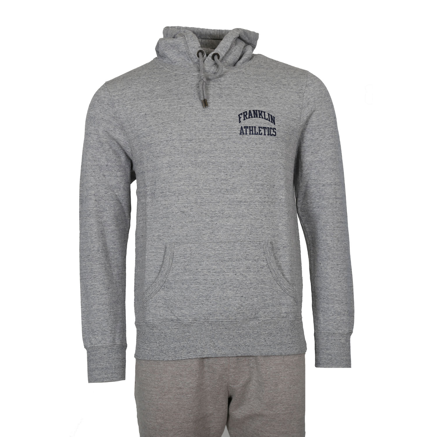 Franklin and Marshall Hoodie M ( FLMF125ANAW7-1142 ) ρούχα    άνδρας    sweaters   hoodies   ζακέτες